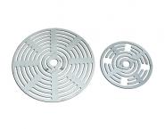 Metal mesh valve